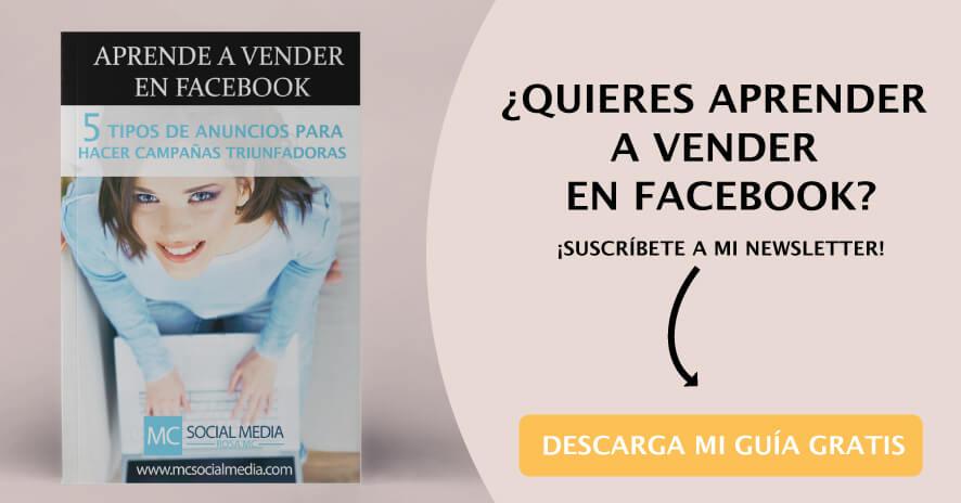 Guía Gratuita para vender en Facebook Ads