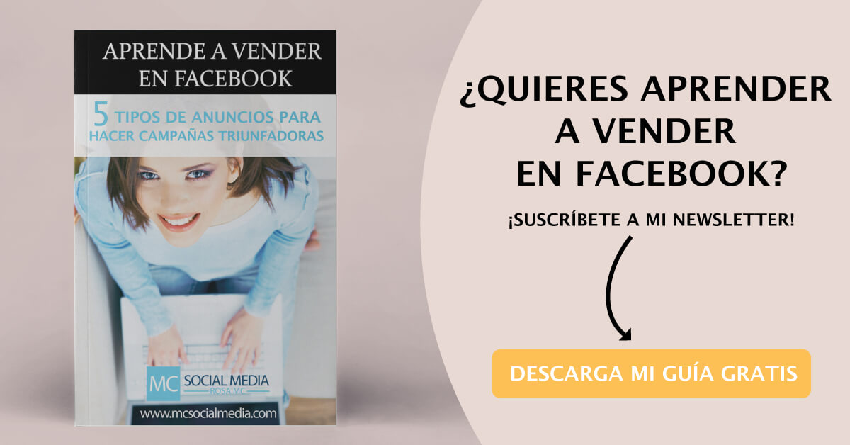 aprende a vender con facebook ads