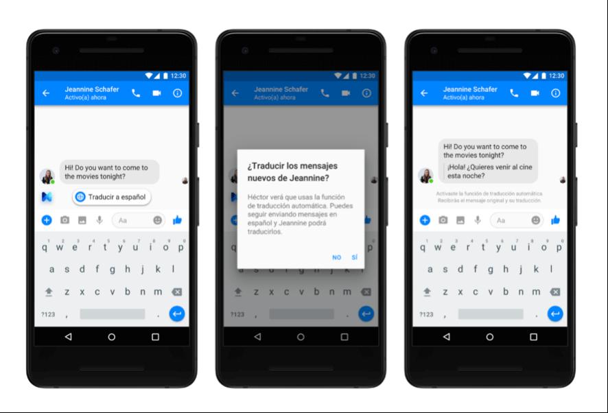 Messenger con Inteligencia Artificial