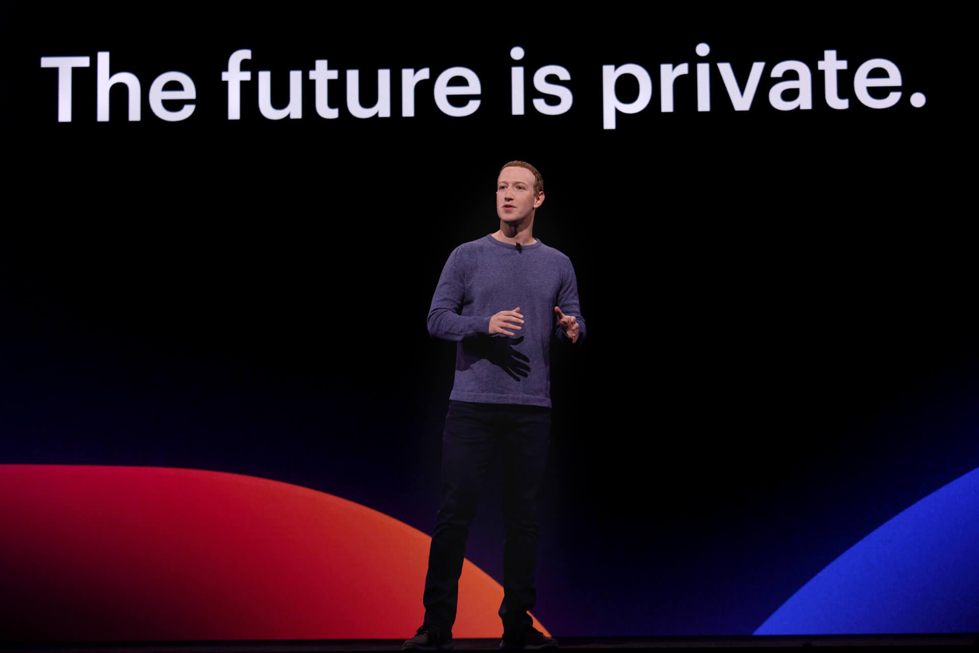 cambios novedades facebook f8 2019 privacidad marck zuckerberg facebook