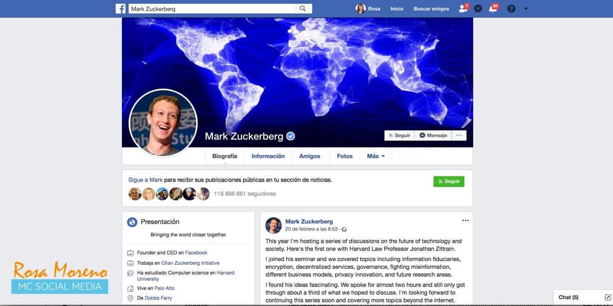 cambios novedades facebook mark zuckerberg prioridades facebook 2019