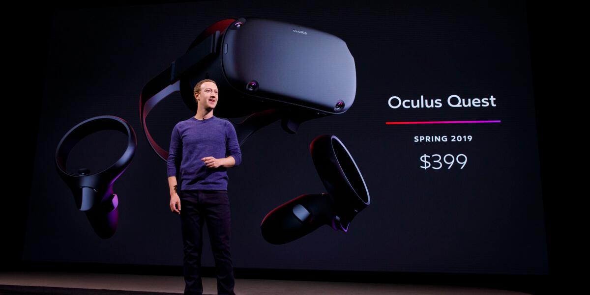 cambios novedades facebook oculus quest fecha lanzamiento precio