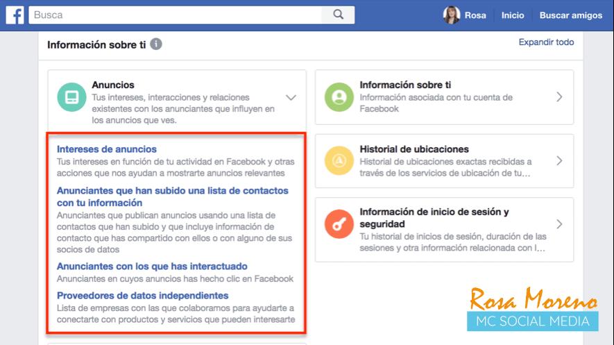como espiar anuncios competencia en facebook ads definir mis intereses anuncios