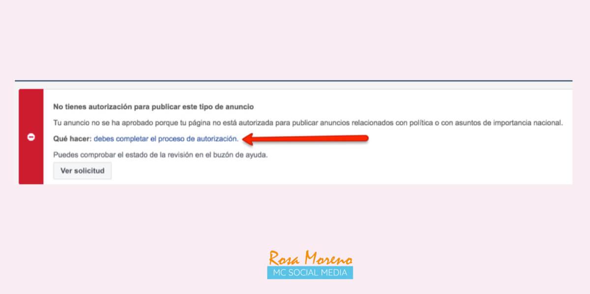 campañas publicitarias facebook para partidos politicos lideres politicos mensaje anuncio