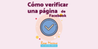 como verificar pagina perfil facebook proceso para solicitar insignia azul gris verificacion