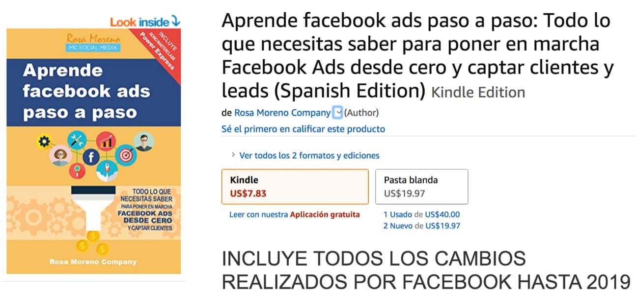 facebook ads paso a paso ebook