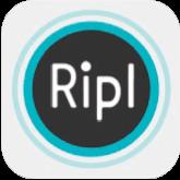 apps para hacer videos para facebook e instagram logo ripl
