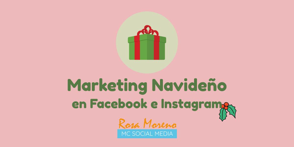 guia marketing en facebook instagram para navidad estrategias publicitarias en black friday navidad